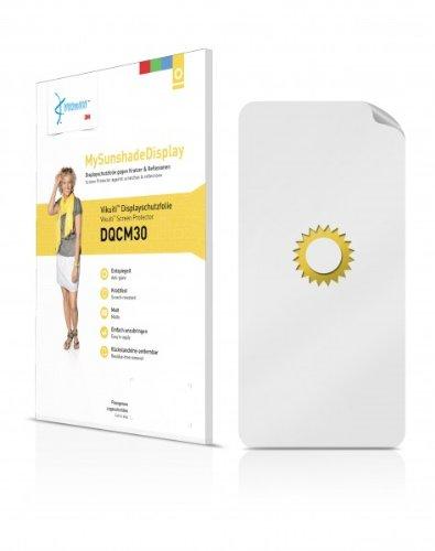 Vikuiti MySunshadeDisplay Pellicola Protettiva Schermo DQCM30 da 3M per Apple iPhone 5 Posteriore (superfici di vetro + logo)