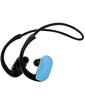 Sytech SYX1249WPBT - Reproductor MP3 Sumergible con Bluetooth de 8 GB, Color Azul: Amazon.es: Electrónica