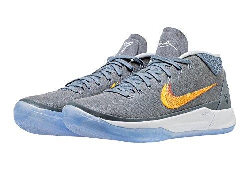 NIKE Men's Kobe A.D. Basketball Shoe Grey 100% guaranteed online OpCcdqcY