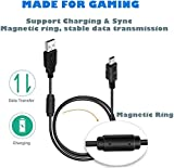 2 Pack 10ft PS3 Controller Charging Cable, USB 2.0