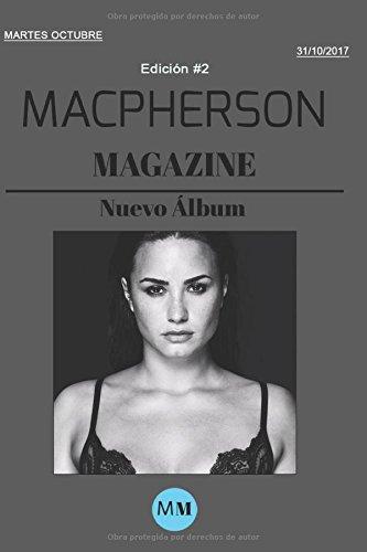 Macpherson Magazine - Edicion #2: Edicion nº2 (Spanish Edition) [Javier Rodriguez Macpherson - Macpherson Magazine] (Tapa Blanda)