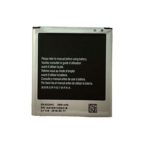 for Samsung Galaxy Grand 2(2nd Gen) Replacement Battery GB/T18287-2013 (Samsung Galaxy Grand Ii Battery)