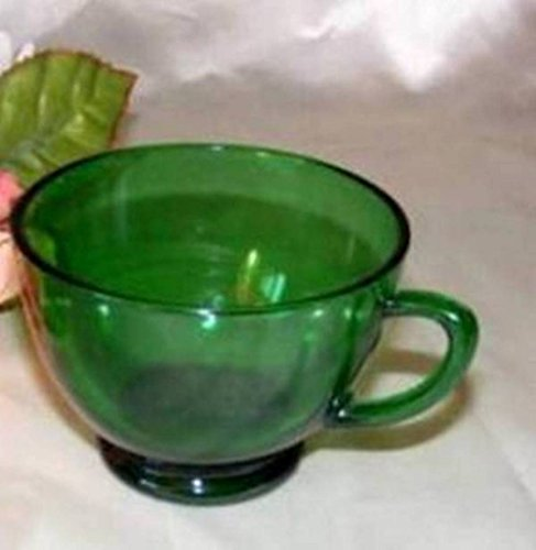 Antique Forest Green Punch Cup