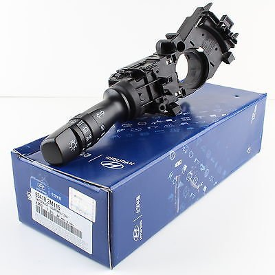 Genuine OEM Hyundai Headlight/Fog Light Switch Lever 13 Pin 93410-2M115