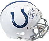 Peyton Manning Signed Colts Full Size Authentic
