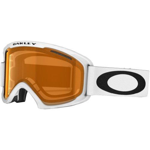 Oakley 02 XL Snow Goggle, Matte White with Persimmon - Oakley Board Bag