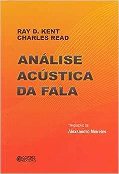 Análise acústica da fala - 9788524923319 - Livros na