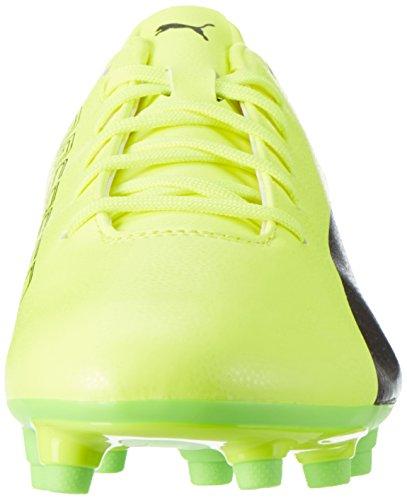 Jaune Chaussures Gecko 5 puma Fg 01 17 Yellow Football De safety green Evospeed Puma Hommes Black 8w8HSBq