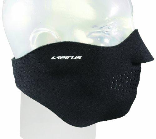 - Seirus Comfort Masque (Black, X-Large)