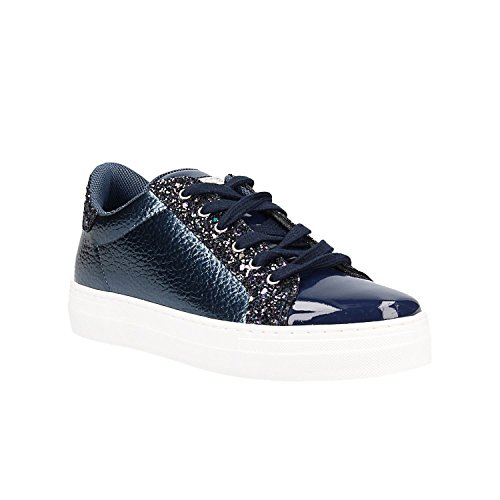 Shoes Blue Guess Blue Gymnastics Women's Blue Carol nqwx1xtZSY
