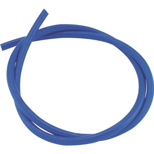 Helix Racing Fuel Line 1/4 IDx3/8 ODx3 Feet Transparent Blue