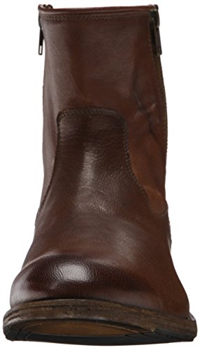 Frye Mens Ethan Double Zip Boot Marrone Scuro