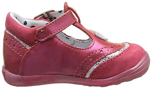 Catimini Pistache - Zapatos de primeros pasos Bebé-Niños Rose (Vte Rose Framboise Dpf/Gluck)