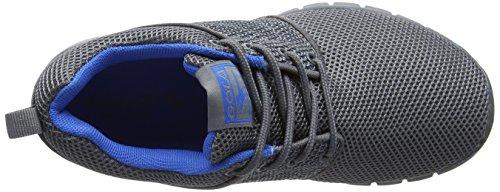 Gola Angelo, Zapatillas de Deporte para Exterior para Niños Gris (Grey/blue)
