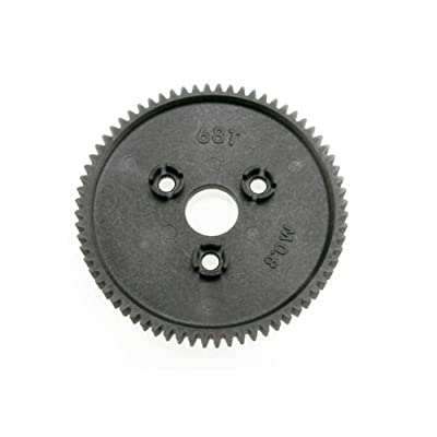 Traxxas 3961 68-T Spur Gear (0.8 metric pitch, 32p): Toys & Games