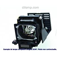 VPL-CX21 Sony Projector Lamp Replacement. Projector Lamp Assembly with High Quality Genuine Original Philips UHP Bulb Inside.