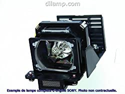 Vpl Es4 Sony Projector Lamp Replacement Projector Lamp Assembly With Genuine Original Osram P Vip Bulb Inside