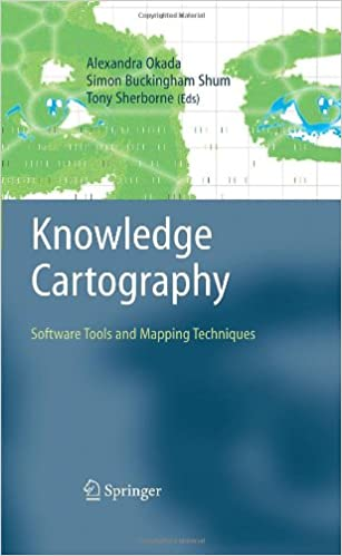 Knowledge Cartography: Software Tools and Mapping Techniques