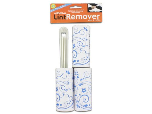 Lint remover set, 3 pieces, Case of 96