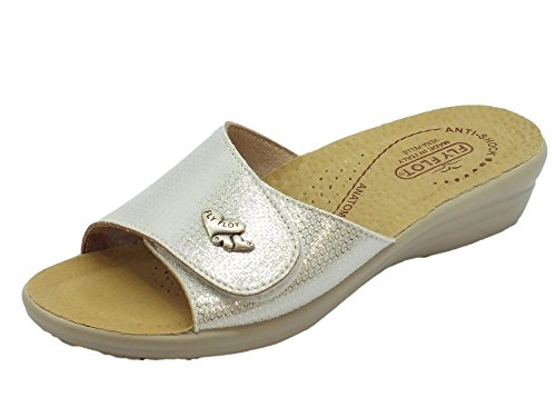 Bianco Fly Flot Femme Chaussons Pour Yxq4fwqS