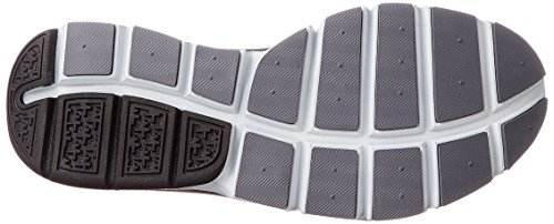 Nike Herren Sock Dart SE Premium Laufschuh Dunkelgrau / Schwarz / Reines Platin
