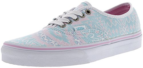 Unisex White Shoes Authentic Vans Pink Freshness Skate Tape Jacquard Mixed True VN0A38EMMP7 4p6FqwpWd
