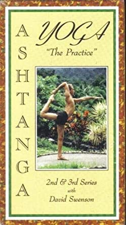 Amazon.com: Ashtanga Yoga, 2nd & 3rd Series [VHS]: David ...