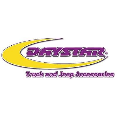 "Daystar, Universal Hourglass Shock Eye Bushing Std. 3/4"" I.D. Pair, KU08007BK, Made in America, Black: Automotive"