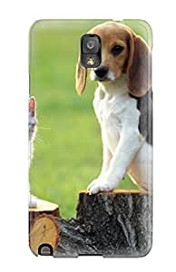 Theodore J. Smith's Shop Fashion Tpu Case For Galaxy Note 3- Beagle Dog Defender Case Cover 1678030K73043020