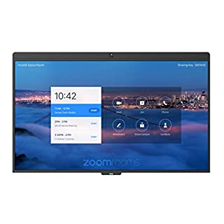 DTEN D7 55-inch All-in-One Video Conferencing System, Interactive Board with Microphone, HD Camera, and Speaker