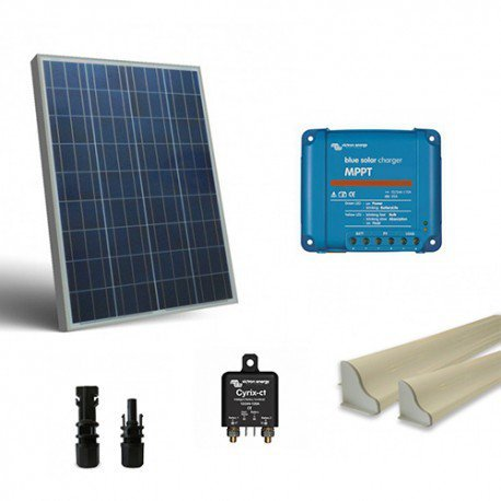 Solar Kit base-Hilfe 130W 12V Solar Panel Modul Poly Bewässerung Außen Zellen off-grid Haus Energiesparend Lampen Strom elettricita' Akkumulation Ladegerät Ladekabel Kit