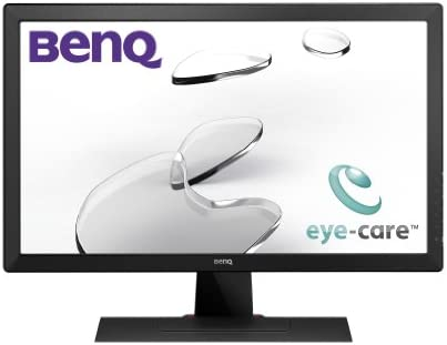 BenQ RL2450HT- Monitor, Pantalla LED 24 Pulgadas, 16:9, 2ms, Full HD 1080p, DVI/HDMI, Color Blanco: Amazon.es: Informática