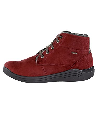 carmin 08 Bottines Pour 460 Madera Rouges Romika Femmes 460 THwY5Tq