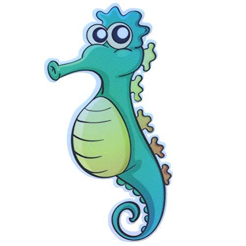 MIA GENOVIA Bath Tub Stickers Non Slip Adhesive Bathtub Decals Anti Slip Kids Shower Safety Sea Animals Decal Bathroom Accessories Sets (Pack of 10, Kids Friendly) by MIA GENOVIA (Image #2)