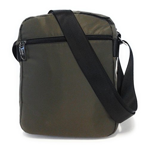 Avirex Cross Body Bag M Army Green BMB19GR 20x25x8 cm