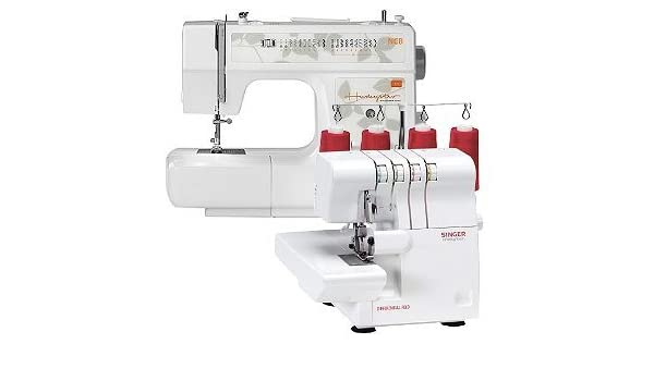 Pack de ahorro 1 - Husqvarna Viking máquina de coser y Singer ...