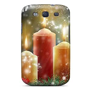 For Williamore Galaxy Protective Case, High Quality For Galaxy S3 Cles In The Window Skin Case Cover
