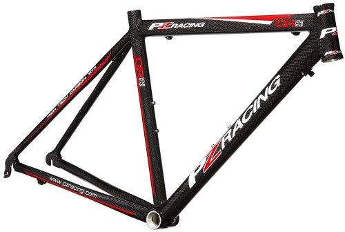 PZ Racing CR2.2FM Bike Frame, 700x50cm, Shiny Black