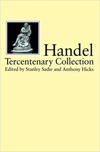 Handel: Tercentenary Collection by Anthony Hicksd (2015-10-28)