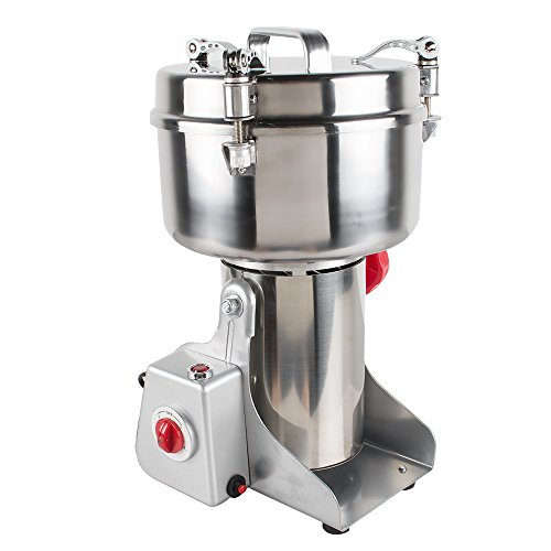 1000g Household Stainless Steel Chinese Herbal Medicine Grain Grinder Mill Electric Milling Machine by Vinmax
