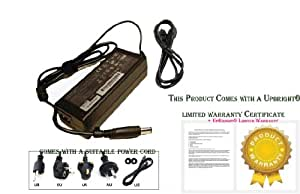 UpBright® AC ADAPTER For HP COMPAQ Presario CQ61-319WM,CQ61-320CA CHARGER POWER CORD SUPPLY