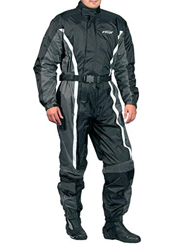 Spada Waterproof Oversuit 407 Black/Grey