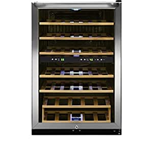 frigidaire ffwc3822qs two zone wine cooler. Black Bedroom Furniture Sets. Home Design Ideas
