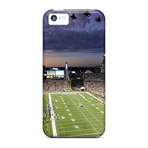 New Style Tpu 5c Protective Cases Covers/ Iphone Cases - New England Patriots
