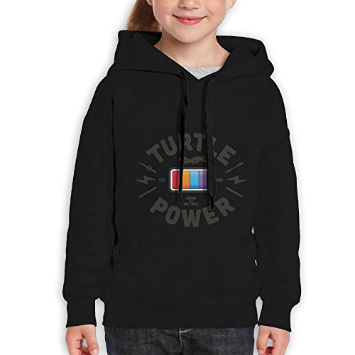 FDFAF Teenager Youth Turrle Power Battery Design Hiphop Classic Hoodie Sweatshirt S - Drake Pink Sunglasses