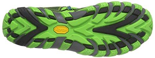 Merrell Waterpro Maipo Herren Trekking- & Wanderhalbschuhe Grün (Bright Green)