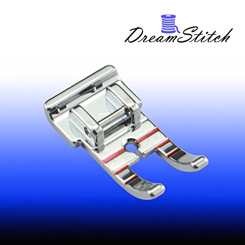 "DreamStitch 1-4""  Quilting Sewing Machine Presser Foot - Fit"