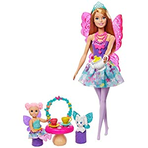 Barbie Fantasy Playset 1