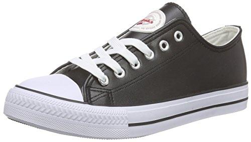 Nebulus Damen Legara Sneakers, Schwarz (nero), 38 Eu