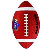 Martin Sports Rubber Football, Junior Size